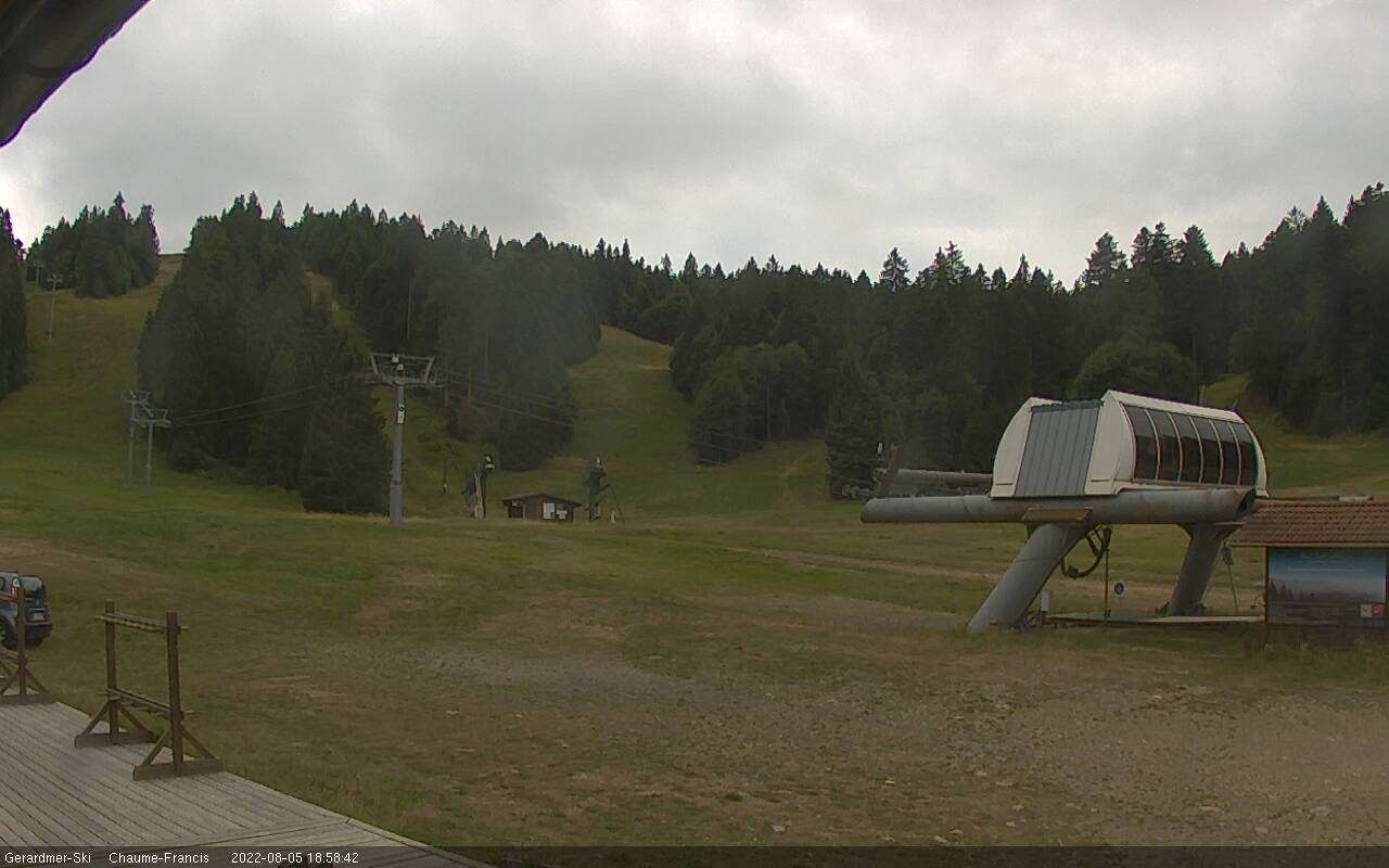 Webcams En Direct Des Pistes Du Domaine Skiable Ski Gerardmer